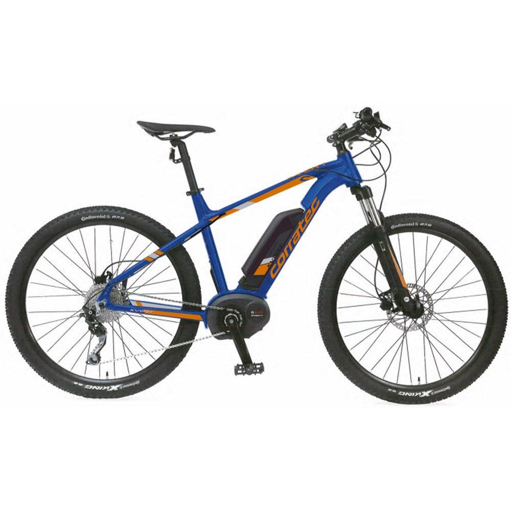 Corratec E-Power X-Vert 650B PEF D10S Mountain Bike