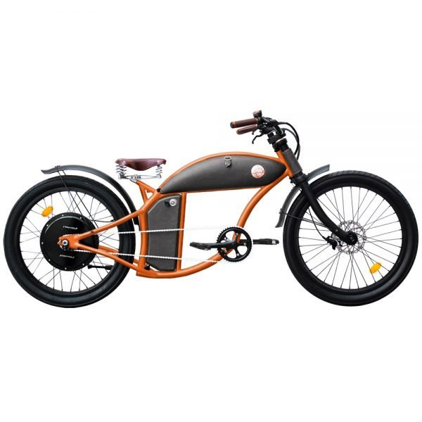 Rayvolt Cruzer Orange