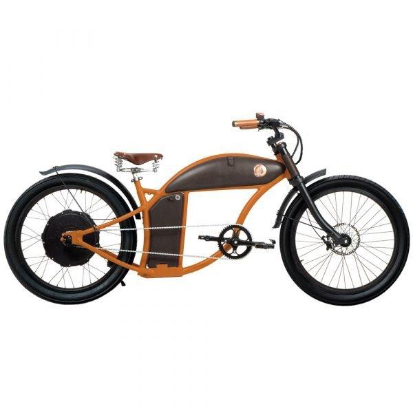Rayvolt Cruzer Orange V4