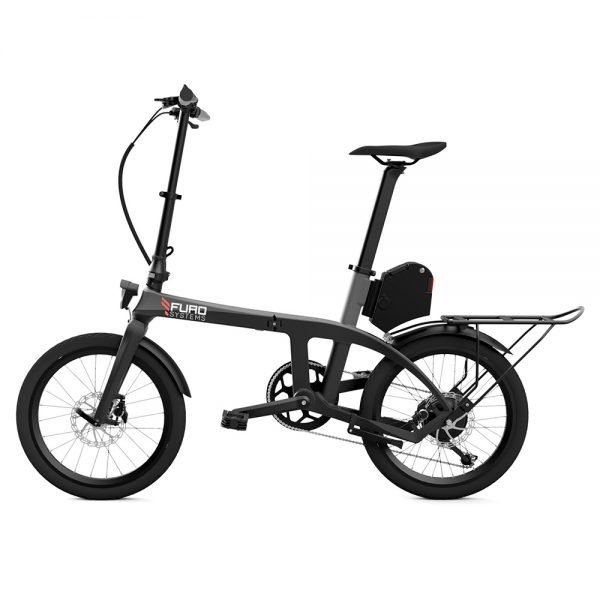 Furo Systems X Folding electric ebike