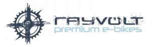 rayvolt electric e-bikes logo